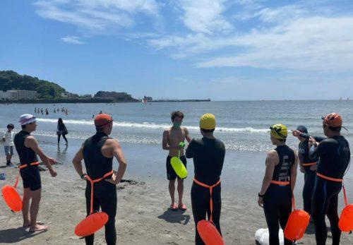 逗子オーシャンスイムスクール 〜海と日本PROJECT〜(2021年8月)のお申込み受付を開始しました!